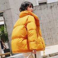 1671.33 руб. 49% СКИДКА|Осенне зимняя куртка женская парка пуховая хлопковая утепленная короткая куртка пальто негабаритная верхняя одежда с длинными рукавами женские Топы Куртка Q601-in Парки from Женская одежда on Aliexpress.com | Alibaba Group