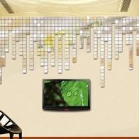 74.58 руб. 11% СКИДКА|Горячая Распродажа 100 шт. 2x2 см Акриловые 3D настенные наклейки мозаика зеркало эффект комнаты DIY квадратные декоры 7JXD-in Настенные наклейки from Дом и сад on Aliexpress.com | Alibaba Group