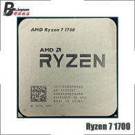 9480.97 руб. |AMD Ryzen 7 1700 R7 1700 3,0 ГГц Восьмиядерный процессор с шестью резьбой YD1700BBM88AE разъем AM4-in ЦП from Компьютер и офис on Aliexpress.com | Alibaba Group