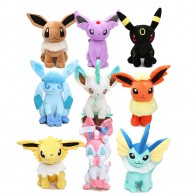 US $8.78 12% OFF|Pocket Plush Eevee Jolteon Umbreon Flareon Espeon Vaporeon Stuffed Animal Dolls Big 30cm Toys-in Stuffed & Plush Animals from Toys & Hobbies on Aliexpress.com | Alibaba Group