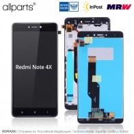 953.28 руб. |Дисплейдля XIAOMI Redmi Note 4X LCD всборестачскриномнарамкеОригинал 5.5