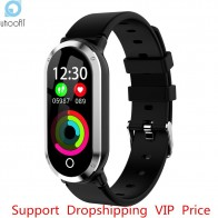 US $17.87 46% OFF|T1 Smart Wristband Woman Heart Rate Blood Pressure Monitor Fitness Bracelet tracker Pedometer Band for IOS Android PK mi 3 4-in Smart Wristbands from Consumer Electronics on Aliexpress.com | Alibaba Group