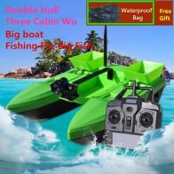 24456.4 руб. 20% СКИДКА|Бесплатная доставка электрическая радиоуправляемая Лодка Корабль 500 M 2 кг три кабины Wo с двойным корпусом Беспроводной доставки крюка для кормления Smart RC приманка лодка для рыбалки-in RC-лодки from Игрушки и хобби on Aliexpress.com | Alibaba Group