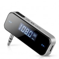 US $3.64 9% OFF Hot Car FM Transmitter For Smart Phone Bluetooth Wireless Auto Player Audio Devices Fm Modulator LCD Display Car Accessories-in FM Transmitters from Automobiles & Motorcycles on Aliexpress.com   Alibaba Group