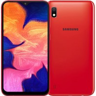 Samsung Galaxy A10 (2019) 32Gb Red