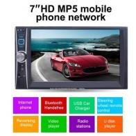 6,6 дюймов высокое разрешение автомобиля радио MP5 плеер сенсорный экран телефон ссылка смартфон стерео радио плеер