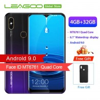 US $79.99 20% OFF|LEAGOO M13 Android 9.0 19:9 6.1