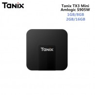1636.66 руб. 23% СКИДКА|TANIX TX3 мини Smart ТВ коробка Android 7,1 Amlogic S905W Quad core Процессор 4 K 4 ядра Декодер каналов кабельного телевидения 2 GB/16 GB HDMI 2,0 2,4 ГГц Wi Fi 64bit-in ТВ-приставки from Бытовая электроника on Aliexpress.com | Alibaba Group