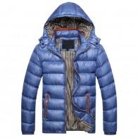 1568.63 руб. 20% СКИДКА|Мужская зимняя куртка, однотонная, тонкая, с подкладкой, водонепроницаемые, теплые мужские пальто, куртки, топы, размер плюс M 3XL-in Парки from Мужская одежда on Aliexpress.com | Alibaba Group