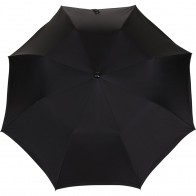 Мужской черный складной зонт с фигурной ручкой ALEXANDER MCQUEEN — купить за 36150 руб. в интернет-магазине ЦУМ, арт. 500677/4A37Q