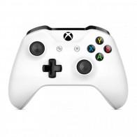 Беспроводной геймпад Microsoft Xbox One S White