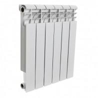 Купить Радиатор ROMMER Optima BIMETALL 500/80/1 секция в Ульяновске - Биметаллические радиаторы