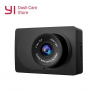 YI Compact Dash Camera 1080p Full HD Car Dashboard Wifi Camera with 2.7 inch LCD Screen 130 WDR Lens G-Sensor Night Vision