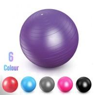 55-75 см утолщенные шарики для пилатеса для йоги для женщин, Пилатес фитнес спортзал фитбол для баланс упражнений тренировка стабильный швейц... - Все для спорта дома