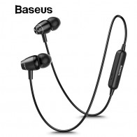 US $11.99 20% OFF|Baseus S09 Bluetooth Earphone Wireless headphone Magnet Earbuds With Microphone Stereo Auriculares Bluetooth Earpiece for Phone-in Bluetooth Earphones & Headphones from Consumer Electronics on Aliexpress.com | Alibaba Group
