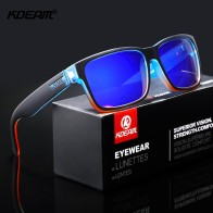 US $9.53 47% OFF|KDEAM Revamp Of Sport Men Sunglasses Polarized Shockingly Colors Sun Glasses Outdoor Driving Photochromic Sunglass With Box-in Men