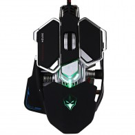 US $17.09 25% OFF| Mechanical Gaming Mouse USB Wired 9 Button Backlight 4000 Adjustable DPI Optical Mouse -in Mice from Computer & Office on Aliexpress.com | Alibaba Group