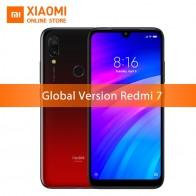 8035.84 руб. |Глобальная версия Xiaomi Redmi 7 3 GB 32 GB Snapdragon 632 смартфон Восьмиядерный 4000 mAh 6,26