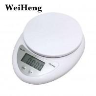313.34 руб. |WEIHENG 5000 г/1 г 5кг портативные электронные весы кухонные весы баланс измерительные весы светодиодный электронные весы-in Кухонные весы from Дом и сад on Aliexpress.com | Alibaba Group
