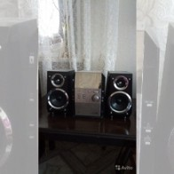 "Музыкальный центр ""Панасоник"" сд стерео"