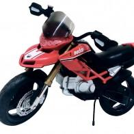 Детский электромотоцикл Peg-Perego Ducati Hypermotard EVO MC0026 - Детские электромобили