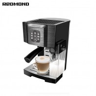 Coffee maker REDMOND RCM 1512 horn Capuchinator Household appliances for kitchen Kapuchinator-in Coffee Makers from Home Appliances on AliExpress