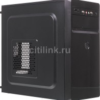 Обзор о товаре корпус mATX LINKWORLD VC-13M35,  черный (437206) в интернет-магазине СИТИЛИНК - Москва