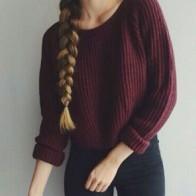814.08 руб. 35% СКИДКА|Осень зима женщины свитера и пуловеры корейский стиль с длинным рукавом повседневная растениеводство свитер тонкий твердые трикотажные перемычки sweter mujer женские свитера-in Пуловеры from Женская одежда on Aliexpress.com | Alibaba Group