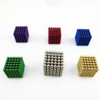 Мм 216 шт. 7 мм Magic Strong Buck блок шары Творческий неодимовый магнит fidget cube купить на AliExpress