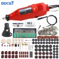 US $14.1 53% OFF|BDCAT 180W Electric Dremel Engraving Mini Drill polishing machine Variable Speed Rotary Tool with 186pcs Power Tools accessories-in Electric Drills from Tools on Aliexpress.com | Alibaba Group
