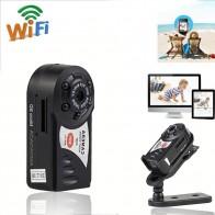 353.24 руб. 55% СКИДКА|Q7 Мини цифровой видеорегистратор с поддержкой Wi Fi спорт Беспроводной IP видеокамеры Регистраторы Камера инфракрасный Ночное видение Камера обнаружения движения-in Мини-видеорегистраторы from Бытовая электроника on Aliexpress.com | Alibaba Group
