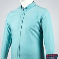 Мужская повседневная рубашка Tudors ME-HBV000009D0E3 - Tudors Муж рубашки 3XL размер