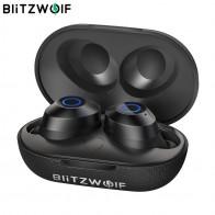 BlitzWolf FYE5 bluetooth v5.0 TWS True Wireless In-ear Earphone Sports Stereo Waterproof HiFi Mini Earbuds Headset Headphones