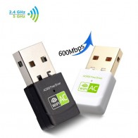 315.19 руб. 35% СКИДКА|USB Wifi адаптер USB Ethernet Сетевая карта 600 Мбит/с 5 ГГц USB Wi Fi адаптер PC антенна Wi Fi приемник AC WiFi адаптер Wi Fi-in Сетевые карты from Компьютер и офис on Aliexpress.com | Alibaba Group