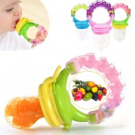 US $0.29 39% OFF|1Pcs Fresh Food Nibbler Baby Pacifiers Feeder Kids Fruit Feeder Nipples Feeding Safe Baby Supplies Nipple Teat Pacifier Bottles-in Pacifier from Mother & Kids on Aliexpress.com | Alibaba Group