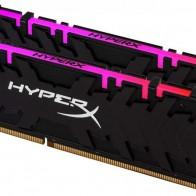 Модуль оперативной памяти Kingston HyperX Predator RGB DDR4 DIMM 16Гб (2х8Гб) 2933MHz CL15, HX429C15PB3AK2/16 — купить в интернет-магазине OZON с быстрой доставкой