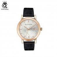 1586.38 руб. 40% СКИДКА|ORSA JEWELS женские модные часы Reloj Mujer из натуральной кожи высокого качества женские кварцевые наручные часы женские часы со стразами OW06-in Женские часы from Ручные часы on Aliexpress.com | Alibaba Group