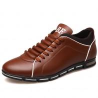 1144.99 руб. 56% СКИДКА|Большие размеры 37 48, брендовая мужская обувь, английский тренд, повседневная обувь для отдыха, кожаная обувь, дышащие мужские лоферы на плоской подошве-in Мужская повседневная обувь from Туфли on Aliexpress.com | Alibaba Group