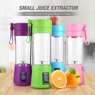 US $12.98 35% OFF|Multipurpose Portable Juicer Blender Extractor Machine USB Charging Household 380ml Egg Whisk/Food small Cut Mixer Juicer Cup-in Blenders from Home Appliances on Aliexpress.com | Alibaba Group