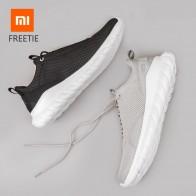 1447.43 руб. 32% СКИДКА|Xiaomi FREETIE спортивная обувь свет проветрить Эластичный вязаная обувь дышащий освежающий город бег тапки для человека-in Умный пульт управления from Бытовая электроника on Aliexpress.com | Alibaba Group