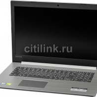 Ноутбук LENOVO IdeaPad 330-17IKBR, 81DM005DRU,  серый