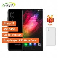 US $126.39 21% OFF SHARP AQUOS S2 C10  Smartphone 5.5