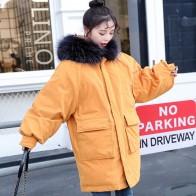 3818.21 руб. |Новые Длинные парки женские зимние куртки пальто толстая теплая куртка женская верхняя одежда парки негабаритное пальто с мехом 2018 Casaco Feminino -in Парки from Женская одежда on Aliexpress.com | Alibaba Group