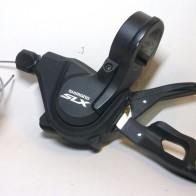 767.04 руб. 31% СКИДКА|Shimano SLX M670 2/3 скоростные переключатели черный w/внутренний кабель без окон-in Велосипедный переключатель from Спорт и развлечения on Aliexpress.com | Alibaba Group