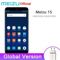 US $217.99 |Global Version Meizu 15 4GB 64GB Smartphone Snapdragon 660 Octa Core 5.46