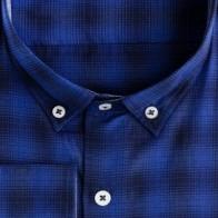 Мужская повседневная рубашка Tudors ME-HBV00000PPOV2 - Tudors Муж рубашки 3XL размер