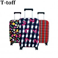 Travel on Road Luggage Cover Protective Suitcase cover Trolley case Travel Luggage Dust cover for 18 to 30inch - Аксессуары для комфортного путешествия