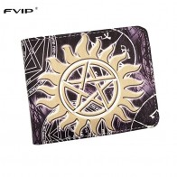 US $4.35 |FVIP Movie Wallet Supernatural Once Upon A Time Back To The Future Black Butler Game Portal Wallet With Card Holder Dollar Price-in Wallets from Luggage & Bags on Aliexpress.com | Alibaba Group