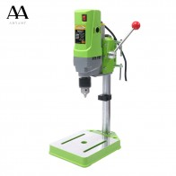 US $115.2 36% OFF|AMYAMY  Mini Drilling machine Drill Press Bench Small electric Drill Machine Work Bench gear drive 220V 710W EU plug 5156E-in Electric Drills from Tools on Aliexpress.com | Alibaba Group