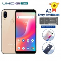 US $75.99 24% OFF|UMIDIGI A3 Global Band Android 8.1 5.5
